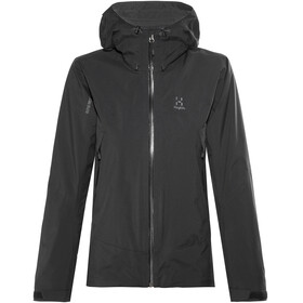 Haglöfs W's Virgo Jacket True Black